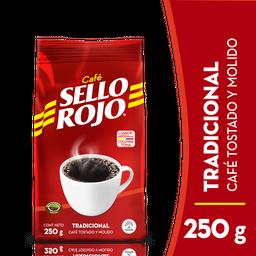 Sello Rojo Café