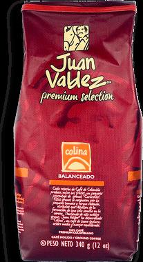 549e5788b Cafe Molido Balanceado Colina Juan Valdez a domicilio en Colombia ...