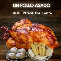 1 Pollo Asado