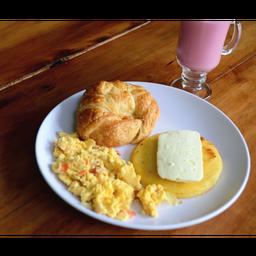 Desayuno Qué Dicha