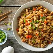 Arroz al wok + Gaseosa personal