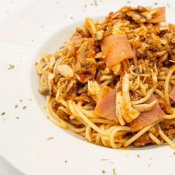 Spaguetti especial