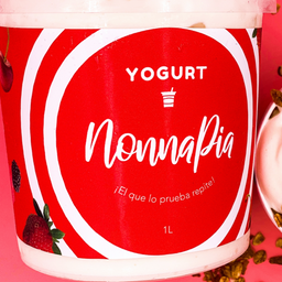 Frozen Yogurt Litro