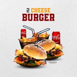 2 Cheese Burger
