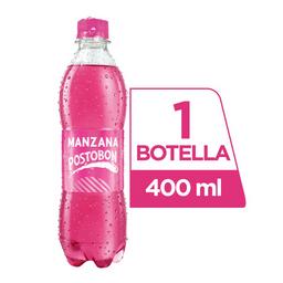 Manzana Postobón 400ml