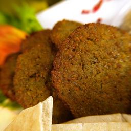 Falafel x 5 Unid. (plato vegetariano)