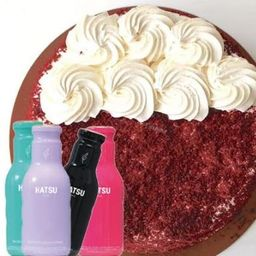 Torta x8 & 4 Tés Hatsu