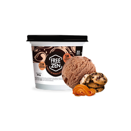 Helado Freezen de Chocolate