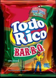 SUPER RICAS TODO RICO BBQ 160 GR