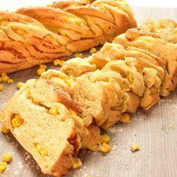 Pan de Maíz con Queso