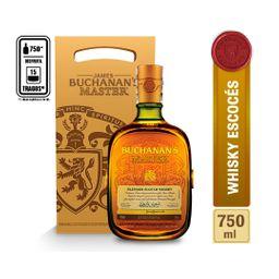 Whisky Buchanans Master 750 Ml