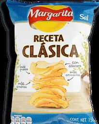 Papa Receta Clasica Natural 150 Gramo(S)