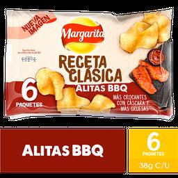 Margarita Papa Receta Clasica Alitas Bbq