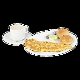 Desayuno Con Omelette
