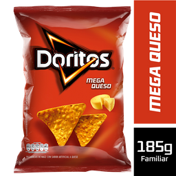 Doritos Mega Queso Familiar
