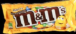 Chocolate M&M P,eanut (Maní)