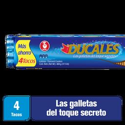 Ducales Galleta Toque Secreto