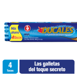 Galleta Ducales