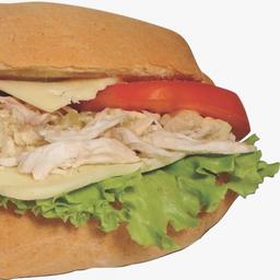 Sándwich Criollo