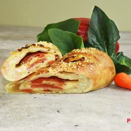 Stromboli de Pepperoni Personal