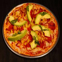 Pizza Mediana Siracha Picante Medio