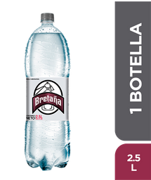 Soda Bretaña Pet x 2500 ml