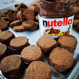 Biscotti de Nutella