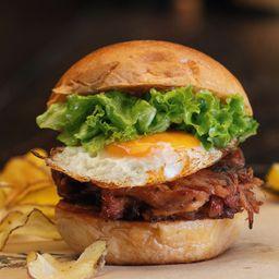 Chancho Frito Burger