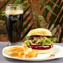 Combo Doble Remo Burger
