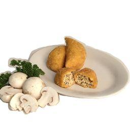 Empanada de Pollo y Champiñones