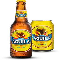 Cerveza águila 330 ml