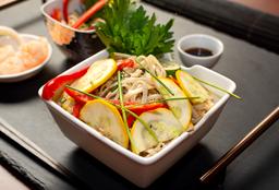 Pad Thai Vegetariano al Wok