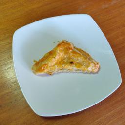 Empanada de Cafetería de Queso