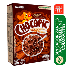 Cereal Chocapic Caja 400 G