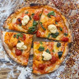 Pizza Vegetariana 2019