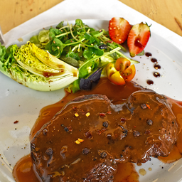 Steak Pimienta