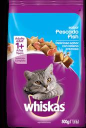 Alimento Whiskas Pescado Adulto