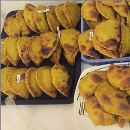 24 Empanadas Horneadas