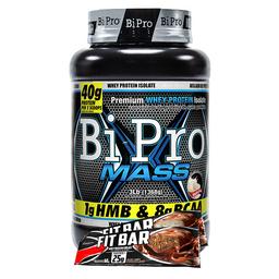 Promo Bipro Mass + 2 Unds de Fitbar