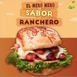 Sándwich Ranchero