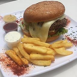 Hamburguesa Turca
