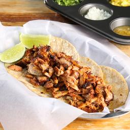 Tacos al Pastor x 3
