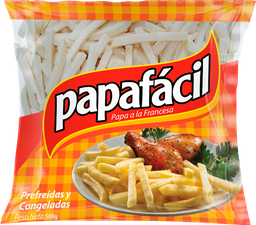 Papas Facil Francesa