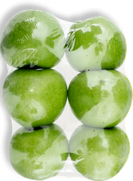Manzana Verde Bandeja