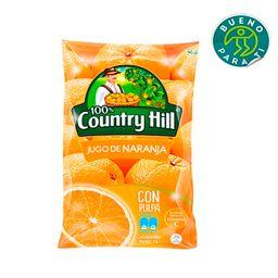Jugo De Naranja Country Hill Con Pulpa