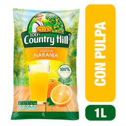 Jugo Country Hill Naranja Np  Bol. X 1L