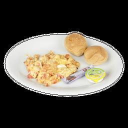 Desayuno Tradicional - 1 Und