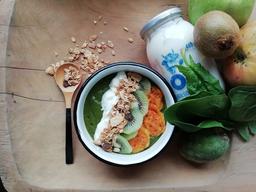Bowl de Frutos Verdes