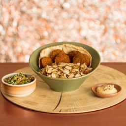 Bowl Falafel Vegetariano