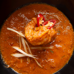 Goan Prawn Curry (Curry Picante de Langostinos)